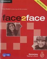 Face2Face. Elementary. Teacher`s Book (+ DVD)