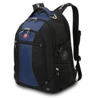 Рюкзак WENGER (32 литра, черный/темно-синий)