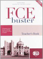 Fce Buster: Teacher's Guide (+ CD)