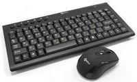 Беспроводной набор KREOLZ WMKM1 (клавиатура+мышь)