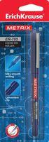 """Ручка-роллер """"METRIX ER-705"""" (синие чернила, блистер)"""