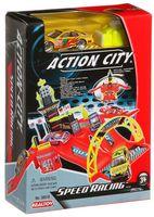 """Игровой набор """"Автотрек Action City"""" (арт. 28519)"""