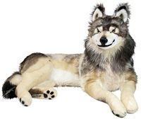 """Мягкая игрушка """"Волк"""""""