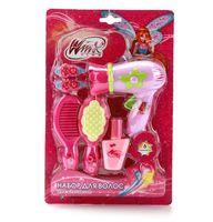 """Игровой набор для девочек """"Winx"""" (6 предметов; арт. BE012-R)"""