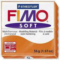 """Глина полимерная """"FIMO Soft"""" (мандарин; 56 г)"""