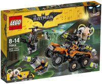 "LEGO The Batman Movie ""Химическая атака Бэйна"""