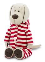 """Мягкая игрушка """"Собачка Лапуська. Забавная пижама"""" (30 см)"""