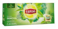 """Чай зеленый """"Lipton. Sencha"""" (25 пакетиков)"""