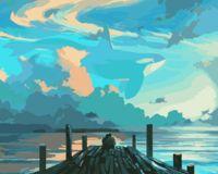 "Картина по номерам ""Чебоха. Небо для мечтателей"" (400х500 мм)"