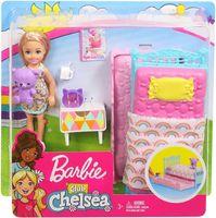 """Игровой набор """"Барби. Челси и зверушка"""" (арт. FXG83)"""
