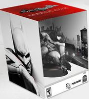 Batman: Arkham City. Collector`s Edition (с поддержкой 3D) [PS3]