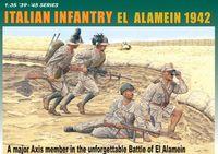 "Набор миниатюр ""Italian Infantry El Alamein 1942"" (масштаб: 1/35)"