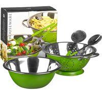 Набор кухонных принадлежностей металлических  (4 предмета, арт. A32440040)