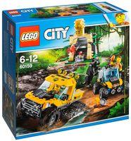 """LEGO City """"Миссия. Исследование джунглей"""""""