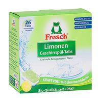 """Таблетки для посудомоечных машин """"Лимон"""" (26 шт.)"""