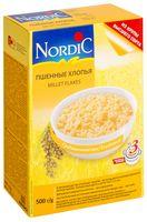 """Хлопья пшенные """"Nordic"""" (500 г)"""