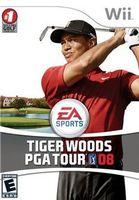 Tiger Woods PGA Tour 08 (Wii)