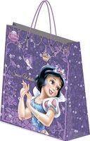 """Пакет бумажный подарочный """"Princess"""" (28х34х9 см; арт. PRAA-UG1-2834-Bg)"""