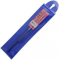 Крючок для вязания с пластиковым колпачком (металл; 2.7 мм)