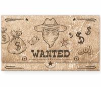 """Конверт для денег """"Wanted"""""""