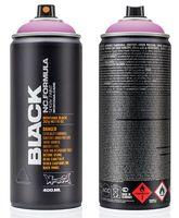 """Краска аэрозольная """"Black. Magic"""" (розовая; 400 мл)"""