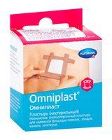 """Пластырь """"Omniplast"""" (2,5х500 см)"""
