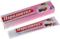 """Зубная паста детская """"Пародонтол baby 0 - 3"""" Ягодное суфле (62 гр.)"""