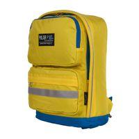 Рюкзак П2303 (жёлто-васильковый)