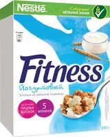 """Хлопья из цельной пшеницы """"Nestle. Fitness"""" (245 г; йогурт)"""