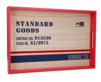 Поднос деревянный (370х250х40 см)
