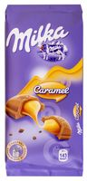"""Шоколад молочный """"Milka. Карамель"""" (90 г)"""