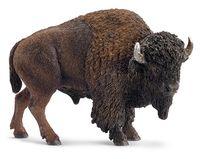"Фигурка ""Американский бизон"" (7,6 см)"
