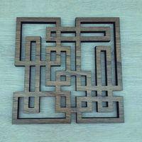 "Подставка под кружку ""Геометрия"" (арт. 25.421)"