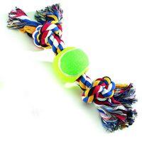 """Игрушка для собак """"Мячик на веревке"""" (38 см; арт. A952/D)"""