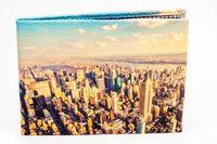 """Обложка для зачетной книжки """"Нью-Йорк"""""""
