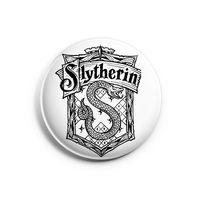 "Значок маленький ""Гарри Поттер. Слизерин"" (арт. 636)"