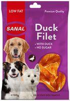 """Лакомство для собак """"Duck Filet"""" (100 г)"""