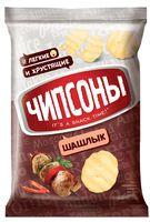 """Чипсы картофельные """"Чипсоны"""" (18 г; шашлык)"""