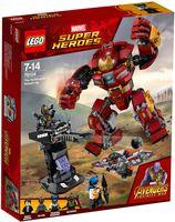 """LEGO Super Heroes """"Бой Халкбастера"""""""