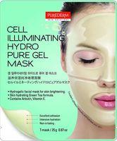 """Гидрогелевая маска для лица """"Для сияния кожи"""" (25 г)"""