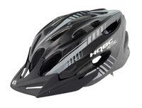 """Шлем велосипедный """"Ventiqo"""" (M; чёрно-серый; арт. Q090354M)"""
