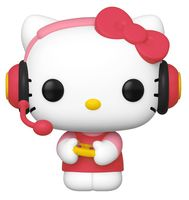 "Фигурка ""Hello Kitty. Gamer"" (арт. Fun2536)"