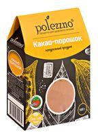 """Какао-порошок """"Polezzno. Натуральный"""" (500 г)"""