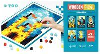 """Мозаика """"Деревянные пиксели 8"""" (700 элементов; арт. 14941)"""