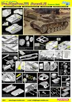 "Средний танк ""Pz.Kpfw.III Ausf.E France 1940"" (масштаб: 1/35)"