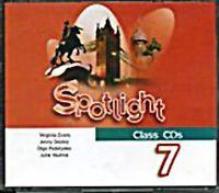 Spotlight 7. Class CDs