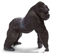 """Фигурка """"Самец гориллы"""" (9 см)"""