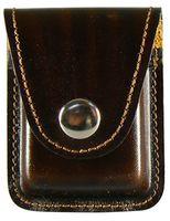Чехол для широкой зажигалки Zippo (коричневый)