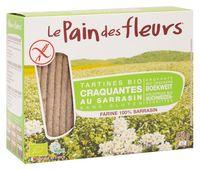 """Хлебцы гречневые """"Le Pain des Fleurs"""" (150 г)"""