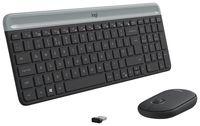 Набор беспроводной Logitech Wireless Combo MK470 (клавиатура+мышь)